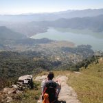 Wandertag in Pokhara.