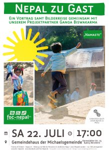 Nepal zu Gast in Mainz